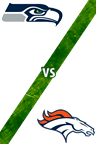 Seahawks Vs. Broncos