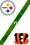 Steelers vs. Bengals