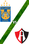 Tigres vs. Atlas