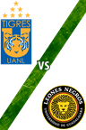 Tigres vs. Universidad de Guadalajara