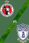 Tijuana vs. Pachuca