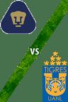 UNAM vs. Tigres
