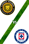 Universidad de Guadalajara vs. Cruz Azul