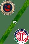 Veracruz vs. Toluca