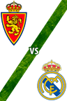 Zaragoza Vs. Real Madrid