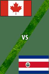 Canadá vs. Costa Rica