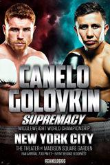 Canelo Alvarez vs. Golovkin