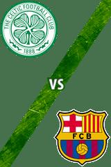 Celtic F. C. Vs. Barcelona