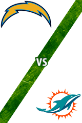 Chargers vs. Dolphins