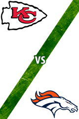 Chiefs vs. Broncos