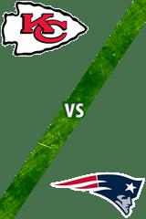 Chiefs vs. Patriots