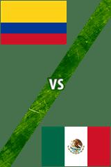 Colombia vs. México