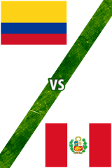 Colombia vs. Perú