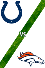 Colts vs. Broncos