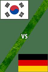 República de Corea vs. Alemania