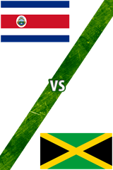 Costa Rica vs. Jamaica