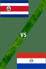 Costa Rica vs. Paraguay