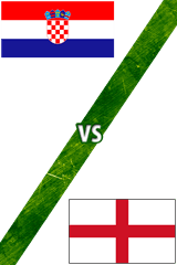 Croacia vs. Inglaterra
