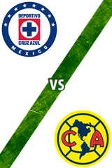Cruz Azul vs. América