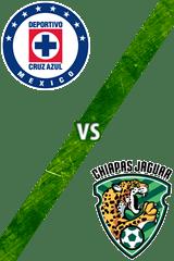 Cruz Azul vs. Chiapas