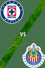 Cruz Azul vs. Guadalajara