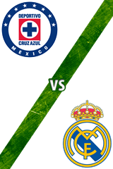 Cruz Azul vs. Real Madrid