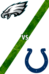 Eagles vs. Colts