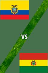 Ecuador vs. Bolivia