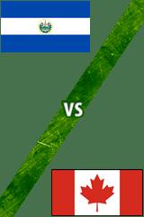 El Salvador vs. Canadá