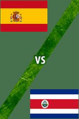 España vs. Costa Rica