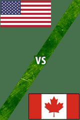 Estados Unidos vs. Canadá