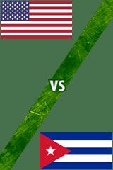 Estados Unidos vs. Cuba