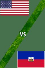 Estados Unidos vs. Haití
