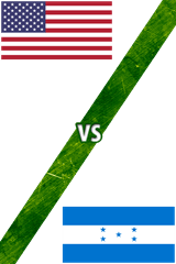 Estados Unidos vs. Honduras