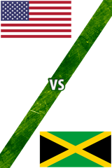 Estados Unidos vs. Jamaica