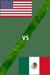 Estados Unidos Vs. México