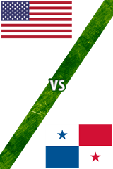 Estados Unidos vs. Panamá