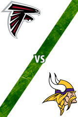 Falcons vs. Vikings