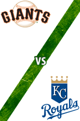 Giants vs. Royals