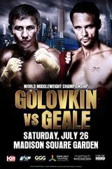 Golovkin vs. Geale
