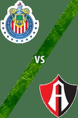 Guadalajara vs. Atlas