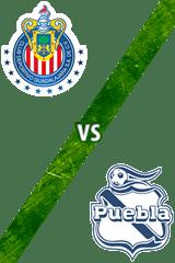Guadalajara vs. Puebla