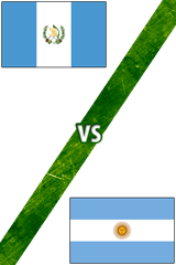 Guatemala vs. Argentina