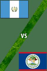 Guatemala vs. Belice