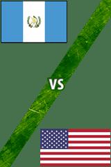 Guatemala vs. Estados Unidos