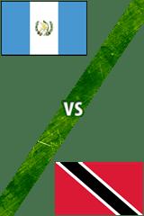 Guatemala vs. Trinidad y Tobago