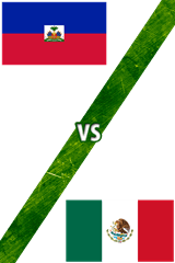 Haití vs. México