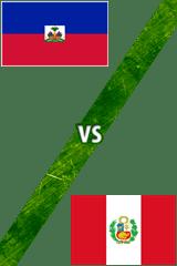 Haití vs. Perú