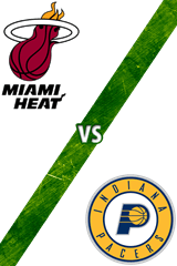 Heat Vs. Pacers