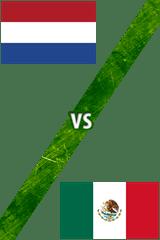 Holanda vs. México